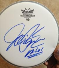"PSY ""GANGNAM STYLE"" KOREAN RAPPER SIGNED AUTOGRAPH RARE REMO DRUM HEAD with COA"