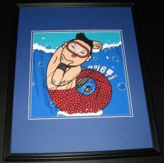 PSY Gangnam Style Signed Framed 12x12 Poster Photo Jae Sang