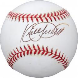 Kirby Puckett Minnesota Twins Autographed Baseball - Mounted Memories  - Mounted Memories