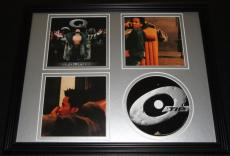 Q-Tip 1999 Amplified Framed 11x14 CD & Photo Display
