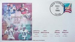 Quarterback of the Century Event Cover