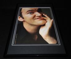 Quentin Tarantino 1996 Framed 11x17 Photo Poster Display Pulp Fiction