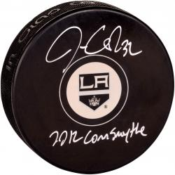 "Jonahthan Quick ""Conn Smythe"" Los Angeles Kings Autographed Puck"
