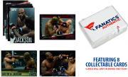 Quinton Jackson UFC Collectible 8 Card Lot