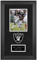 Darren McFadden Oakland Raiders Deluxe Vertical 8'' x 10'' Team Logo Frame with Team Logo - Mounted Memories