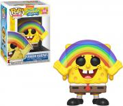 Rainbow SpongeBob SpongeBob SquarePants #558 Funko Pop! Figurine