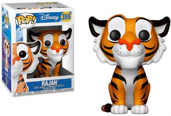 Rajah Disney Aladdin #355 Funko Pop!