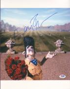 Ralph Fiennes Signed Curse of Were-Rabbit 11x14 Photo PSA/DNA COA Auto'd Picture