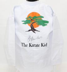 "Ralph Macchio Autographed ""Karate Kid"" Gi JSA COA"