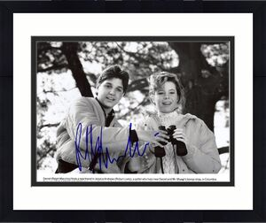 Ralph Macchio Autographed Signed Karate Kid 3 Photo AFTAL
