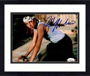 Ralph Macchio Karate Kid Signed Autographed Photo 8x10 JSA Authenticated 5