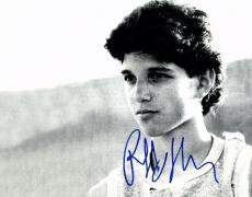 Ralph Macchio Signed - Autographed THE KARATE KID 11x14 Photo