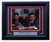 Ralph Macchio Signed Framed My Cousin Vinny 8x10 Photograph with Joe Pesci JSA
