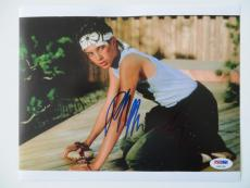 Ralph Macchio Signed Karate Kid Authentic Autographed 8x10 Photo PSA/DNA #P92125