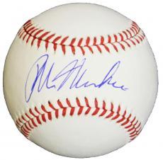 Ralph Macchio Signed Rawlings Official MLB Baseball