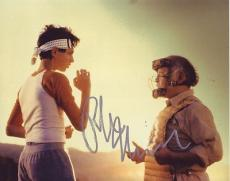 RALPH MACCHIO signed *THE KARATE KID* 8X10 Photo W/COA #6