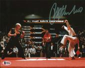 Ralph Macchio The Karate Kid Signed 8X10 Photo Autographed BAS