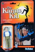 Ralph Macchio The Karate Kid Signed Autographed Action Figure JSA Authentic 3190