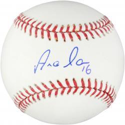 Aramis Ramirez Autographed MLB Baseball