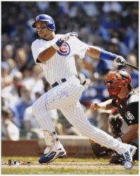"""Aramis Ramirez Chicago Cubs Autographed 16"""" x 20"""" Photograph"""
