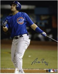 Aramis Ramirez Chicago Cubs 2003 NLCS Grand Slam Autographed 8'' x 10'' Photograph - Mounted Memories