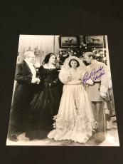 Rand Brooks GWTW Gone With The Wind Rare Signed 11x14 Autograph Photo