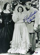 "Rand Brooks Signed 8.5""x11.5"" Photo Gone With The Wind Psa/dna Coa C57770"
