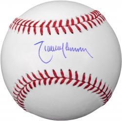 Randy Johnson Arizona Diamondbacks Autographed Baseball