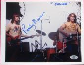Randy Meisner Eagles signed 8x10 photo autograph Beckett BAS Authentic auto