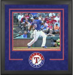 "Texas Rangers Deluxe 16"" x 20"" Horizontal Photograph Frame"