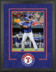 "Texas Rangers Deluxe 16"" x 20"" Vertical Photograph Frame"