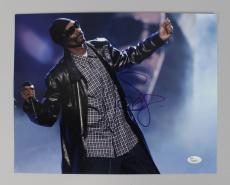 Rap Hip Hop Singer Snoop Dogg Signed Autographed 11×14 Photo – COA JSA