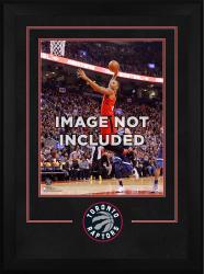 """Toronto Raptors Deluxe 16"""" x 20"""" Frame"""