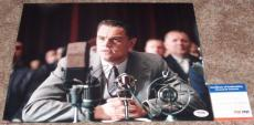 RARE and COOL!! Leonardo DiCaprio Signed J EDGAR 11x14 Photo PSA/DNA ITP!!