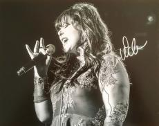 RARE- ANN WILSON (Heart) signed 11x14 color photo
