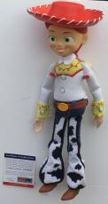 RARE!!! Joan Cusack Pixar TOY STORY Signed JESSIE COWGIRL Figure PSA/DNA Proof