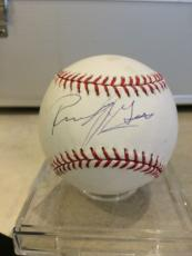Rare Richard Gere Signed Official Major League Baseball Jsa