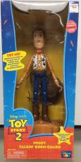 "RARE- TOM HANKS signed Toy Story 2 15"" Talking Woody Moving Action Figure-NEW"
