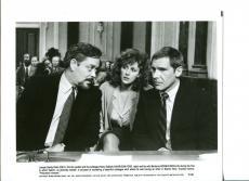 Raul Julia Harrison Ford Bonie Bedelia Presumed Innocent Press Still Movie Photo