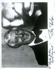 Ray Bolger Jsa Coa Hand Signed 8x10 Photo Authenticated Autograph