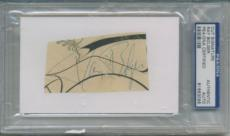 Ray Bolger Signed Autographed Psa Dna Auto