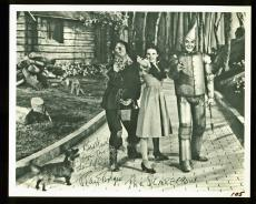 Ray Bolger The Wizard Of Oz Signed & Inscribed 8X10 Vintage Photo PSA #AB08246