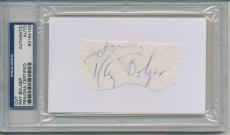 Ray Bolger Wizard Of Oz Scarecrow Signed Autographed Psa Dna Auto 83154106