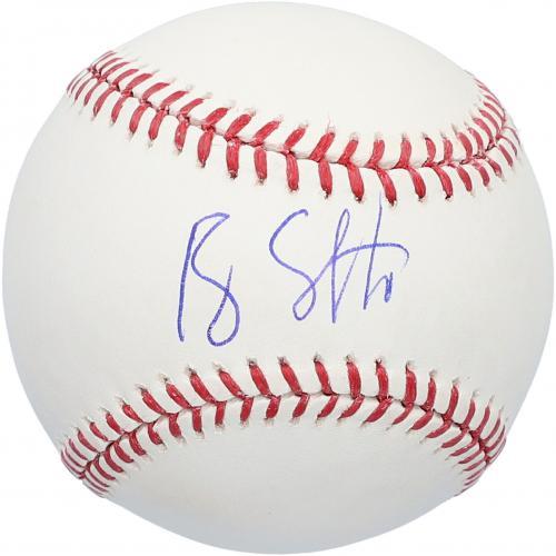 Ray Liotta Autographed Baseball
