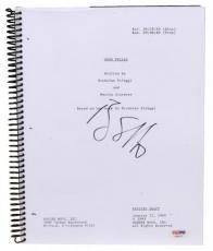 Ray Liotta Autographed Goodfellas Replica Movie Script - PSA/DNA COA