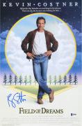 """Ray Liotta Field of Dreams Autographed 12"""" x 18"""" Movie Poster - BAS COA"""