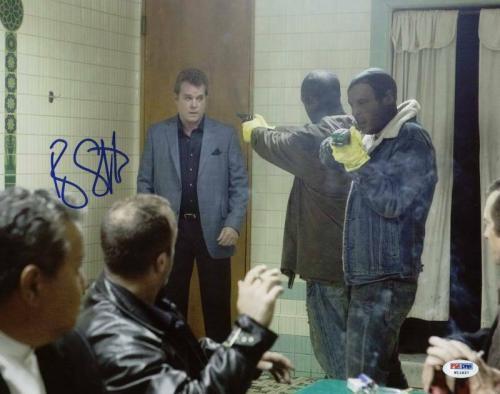 Ray Liotta Killing Them Softly Signed 11X14 Photo PSA/DNA #W11837