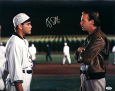 Ray Liotta Signed 16x20 Field Of Dreams Photo With Kevin Costner PSA ITP
