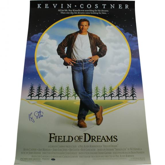 Ray Liotta Signed Field of Dreams 24x36 Poster (SchwartzSports Auth)