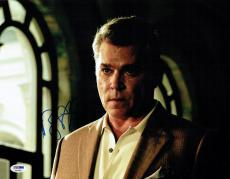 Ray Liotta Signed The Iceman Authentic Autographed 11x14 Photo PSA/DNA #AA54430